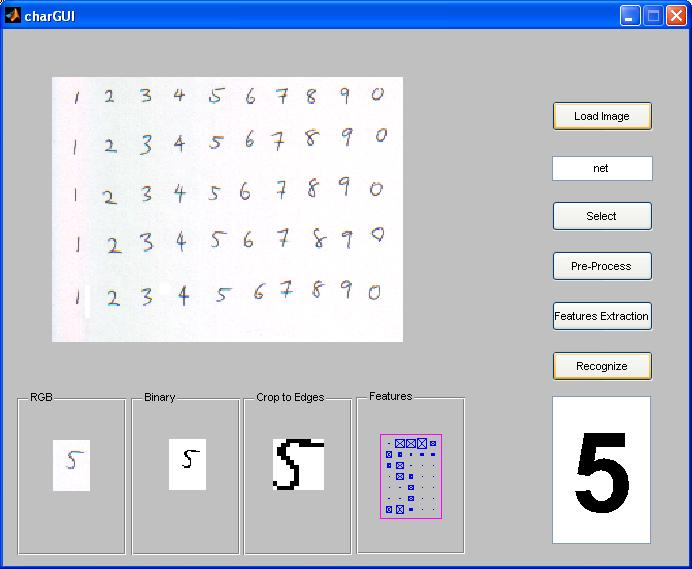 thesis on character recognition using matlab Related questions character recognition using matlab matlab code speech recognition recognition of handwritten characters classify roman numbers with svm ann character recognition.
