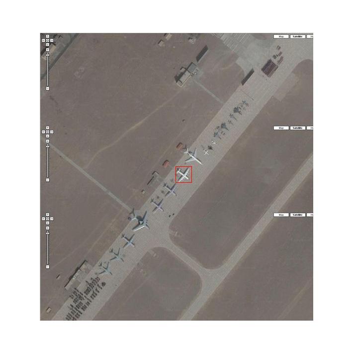 飞机型号的识别代码